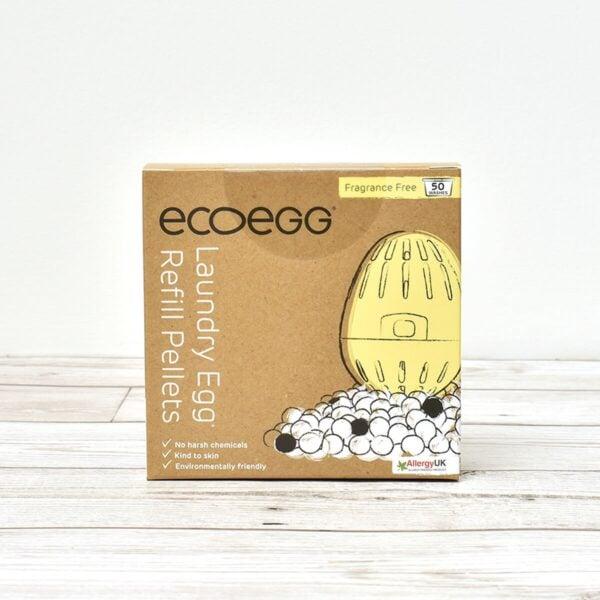 Ecoegg Refill Fragrance Free Laundry Egg Pellets