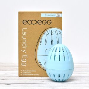 Ecoegg Fresh Linen Laundry Egg With Box