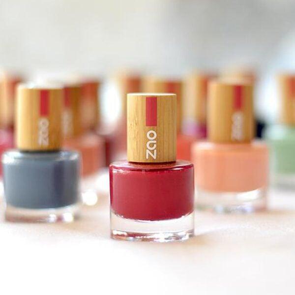 Zao Nail Polish Collection