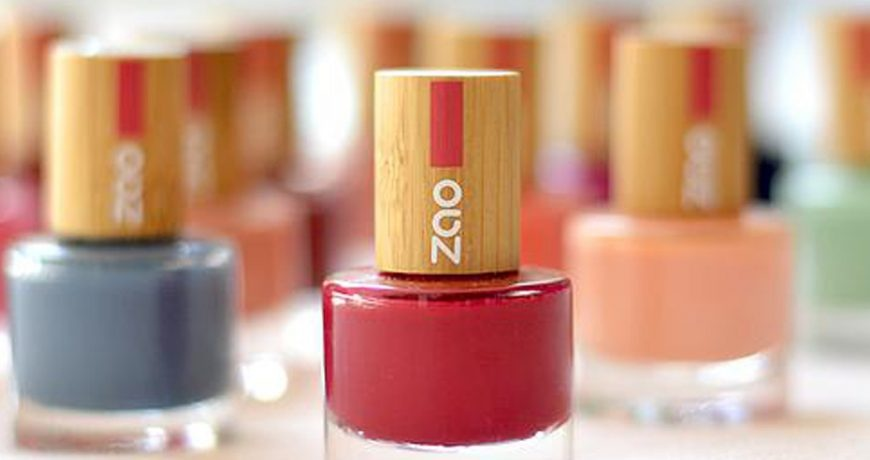 Zao Nail Polish Collection