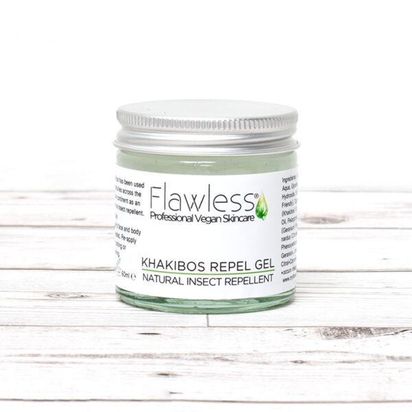 Flawless Khakibos Insect Repellent Gel