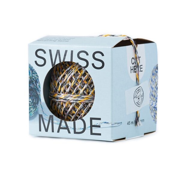 Bachi Cord Recycled Twine With Dispenser Box
