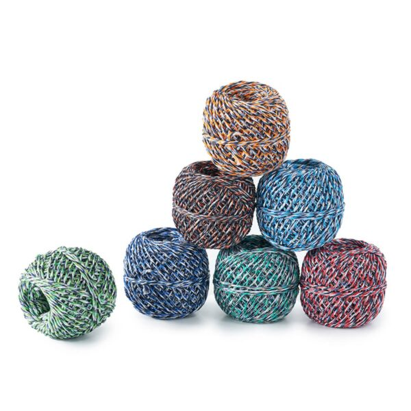Bachi Cord Recycled Twine Stacked