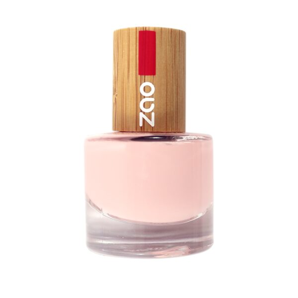 Zao Beige French Manicure Nail Polish