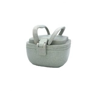 Huski Home Duck Egg Rice Husk Lunch Box