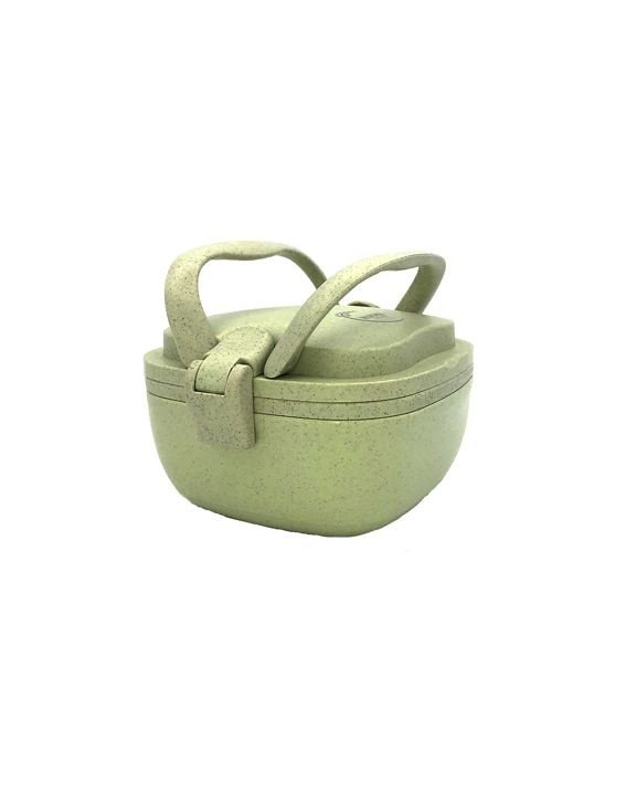 Huski Home Pistachio Rice Husk Lunch Box