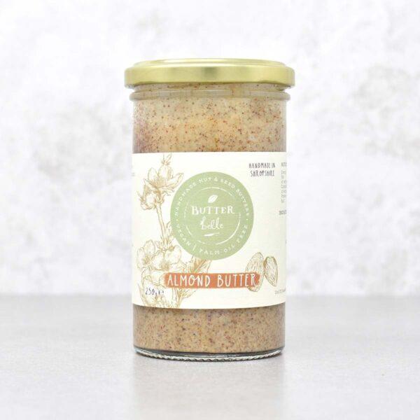 Butterbelle Handmade Almond Butter