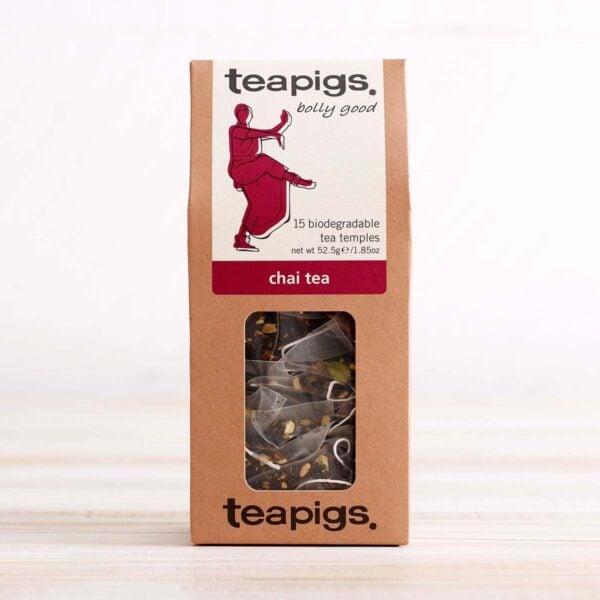 Teapigs Plastic Free Chai Tea Bags