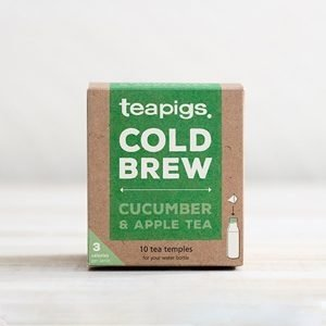 Teapigs Cucumber & Apple Cold Brew Plastic Free Tea Bags