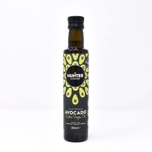 Hunter & Gather Cold Pressed Extra Virgin Avocado Oil