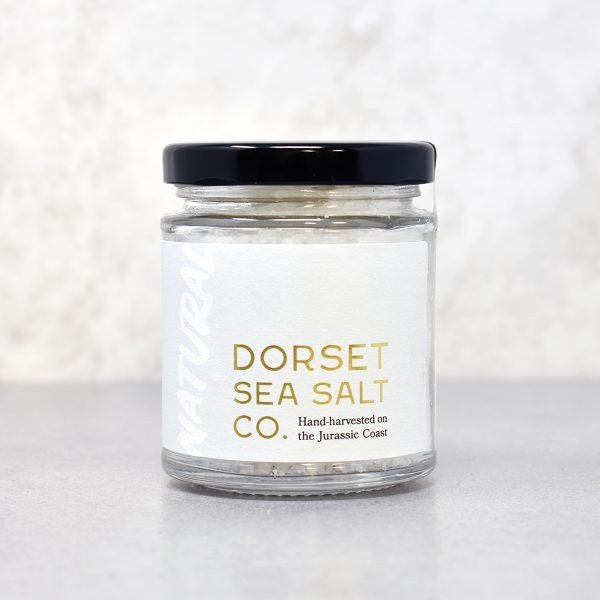 Dorset Sea Salt Co Natural Dorset Sea Salt Flakes