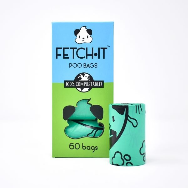 Fetch It Compostable Dog Poop Bags