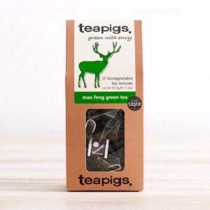 Teapigs Plastic Free Mao Feng Green Tea Bags