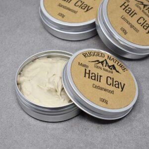 Hair Wax & Clay