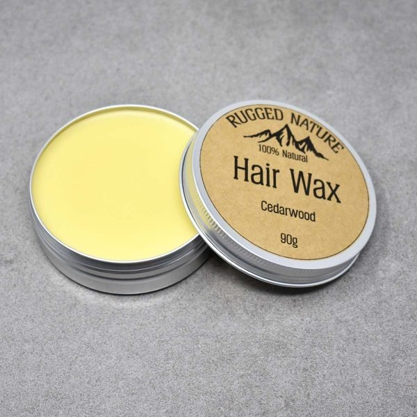 Rugged Nature Cedarwood Natural Hair Wax