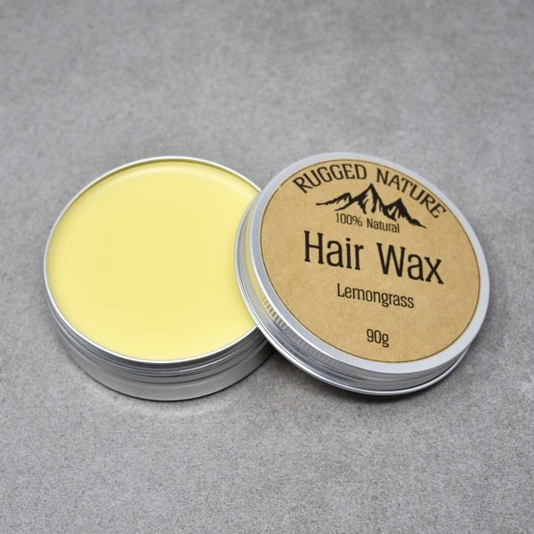 Rugged Nature Lemongrass Natural Hair Wax
