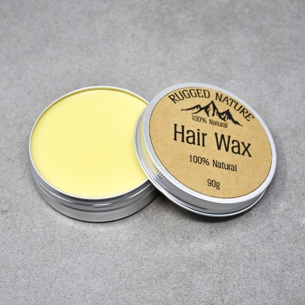 Rugged Nature Unscented Natural Hair Wax
