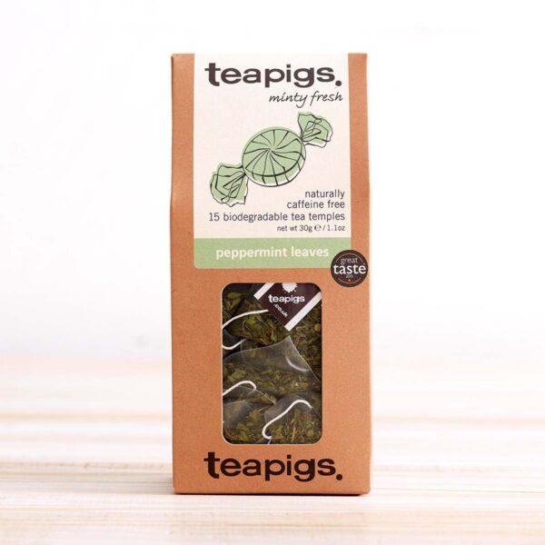 Teapigs Plastic Free Peppermint Tea Bags