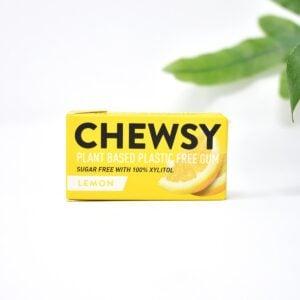 Chewsy Plastic-free Lemon Chewing Gum