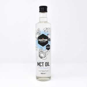 Hunter & Gather Premium 100% Pure MCT Coconut Oil