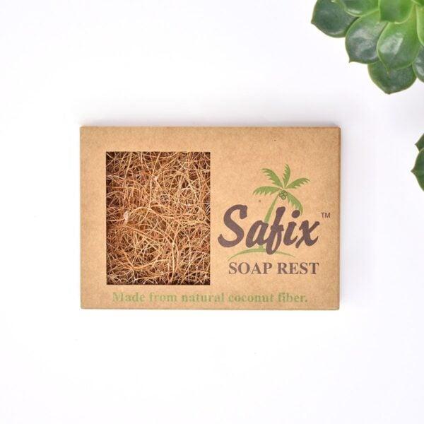 Safix Coconut Coir Soap Rest Packaging