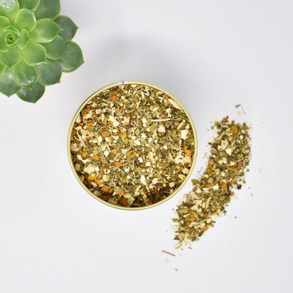 Wonder Workshop Organic Golden Spirit Loose Leaf Tea