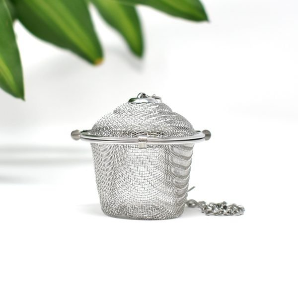 Eco Living Stainless Steel Loose Tea Infuser Basket