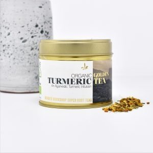 Wunder Workshop Organic Golden Turmeric Tea