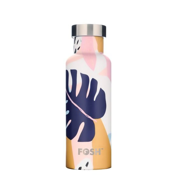 Fosh Leaf Triple Insulated Stainless Steel Water Bottle