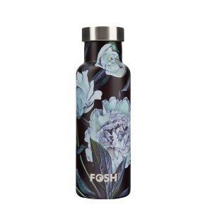 Fosh Peony Triple Insulated Stainless Steel Water Bottle