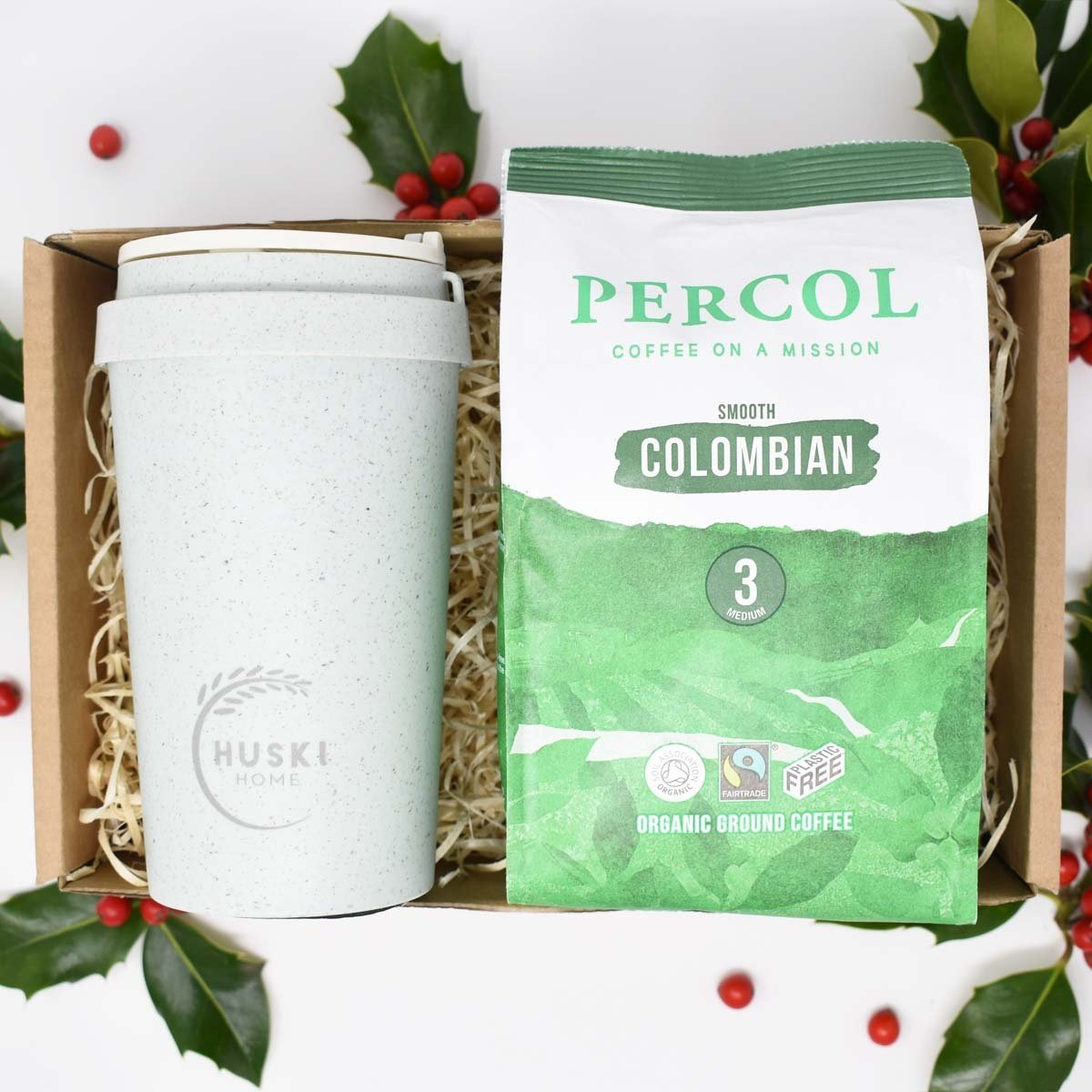 Coffee On The Go Gift Set