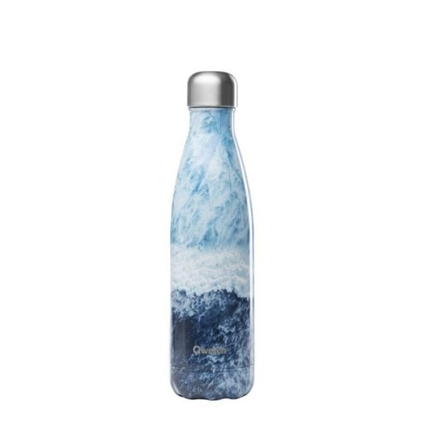 Qwetch Ocean Lover Stainless Steel Water Bottle