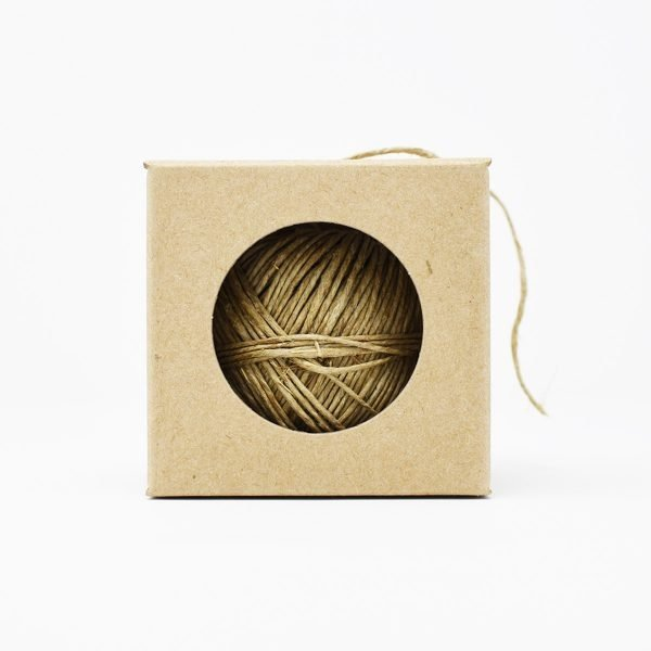 Eco Living Natural Twine In Dispenser