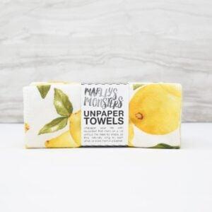 Marley's Monsters Lemon Unpaper Towels