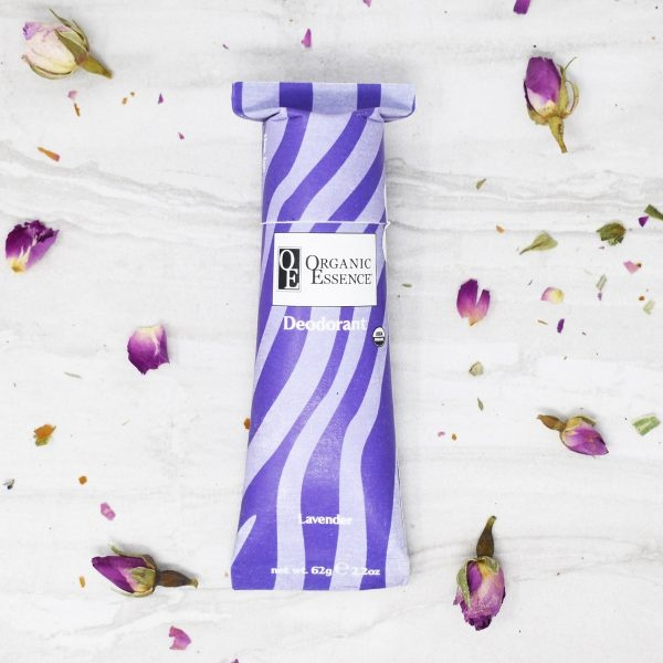 Organic Essence Lavender Natural Deodorant Stick