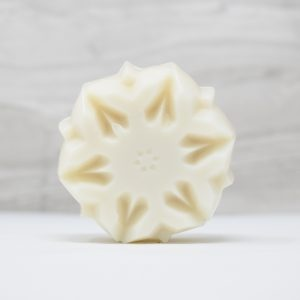 Hatton Handmade Snowflake Soap bar , Christmas, soap bar, Vegan-Friendly, Fragrance free, colourant free,