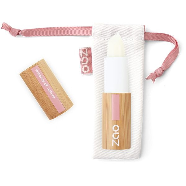 Zao Lip Balm Stick And Bag