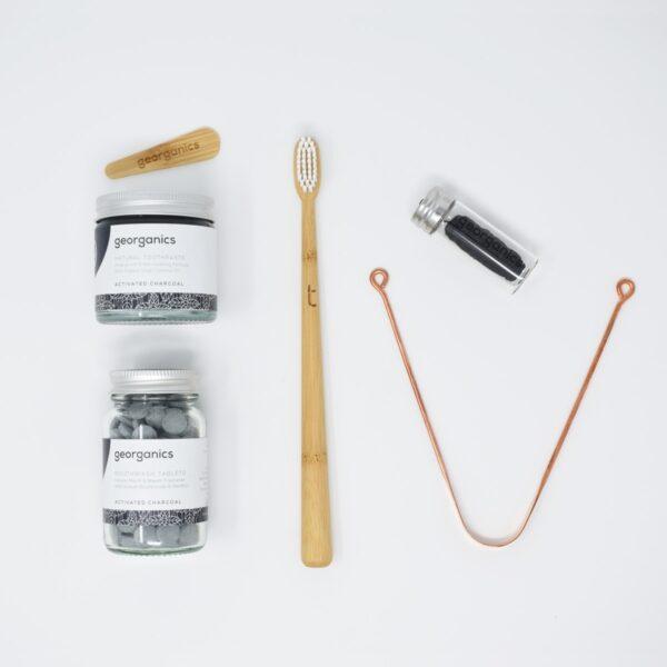 Charcoal Dental Eco Kit