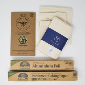 Eco Kitchen Cotton Storage Kit
