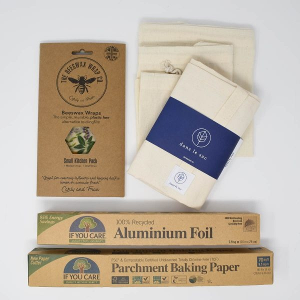 Eco Kitchen Cotton Storage Kit