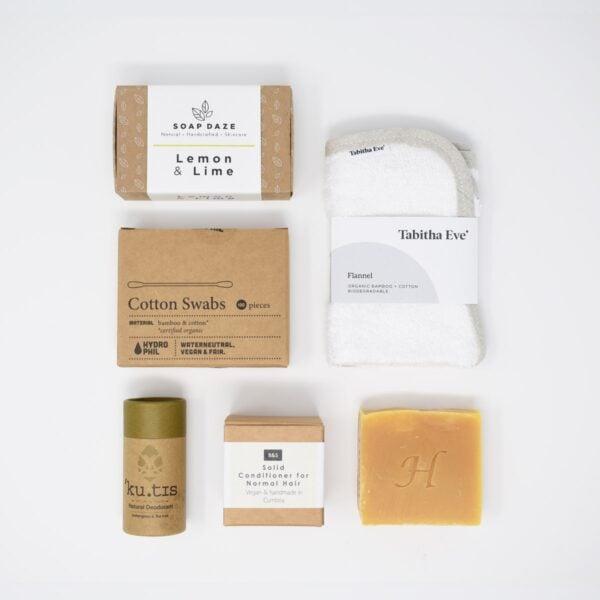 Lemon Bathroom Eco Kit