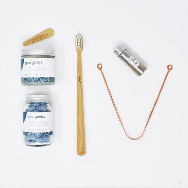 English Peppermint Dental Eco Kit