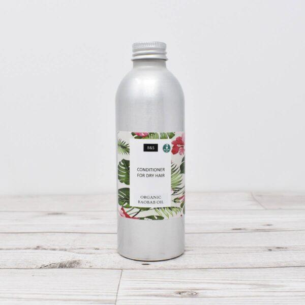 Bain & Savon Dry Hair Liquid Conditioner Bottle