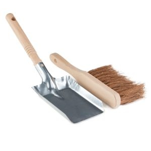 Eco Living Dust Pan & Brush