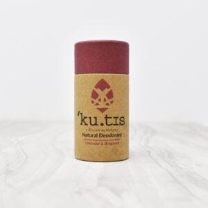 Kutis Lavender & Bergamot Natural Deodorant Stick
