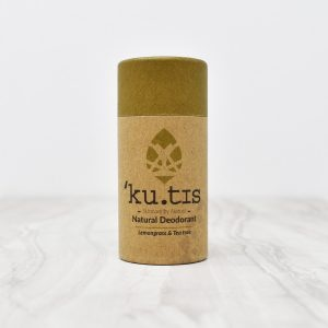 Kutis Lemongrass & Tea Tree Natural Deodorant Stick