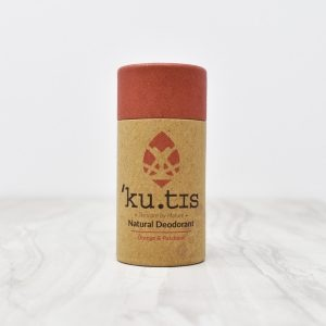 Kutis Orange & Patchouli Natural Deodorant Stick