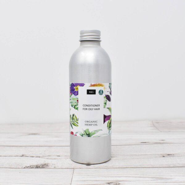 Bain & Savon Oily Hair Liquid Conditioner Bottle