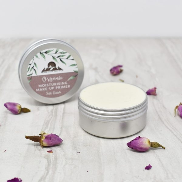 Peace With The Wild Organic Silk Finish Moisturising Make up Primer