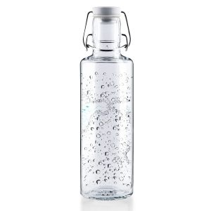 Soul Waterworld Glass Water Bottle